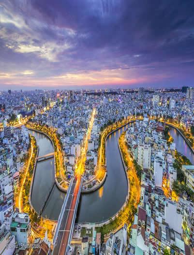 Ho Chi Minh City-