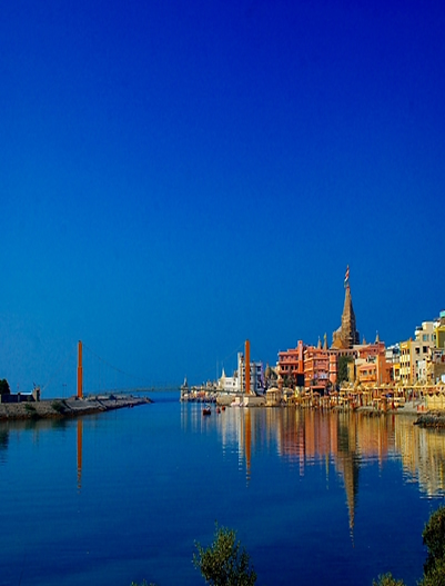 Dwarka-Dwarka City