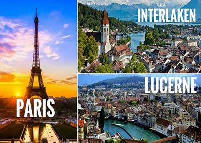 Switzerland Paris