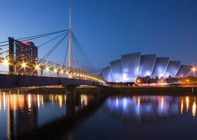 London -Edinburgh -Glasgow
