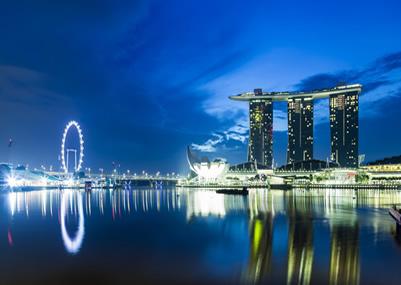 Marina Bay Sands Pan Pacific