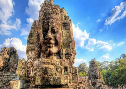 Cambodia  Thailand ,Malaysia  Bali and Singapore