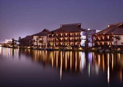 Dubai Lapita Hotel