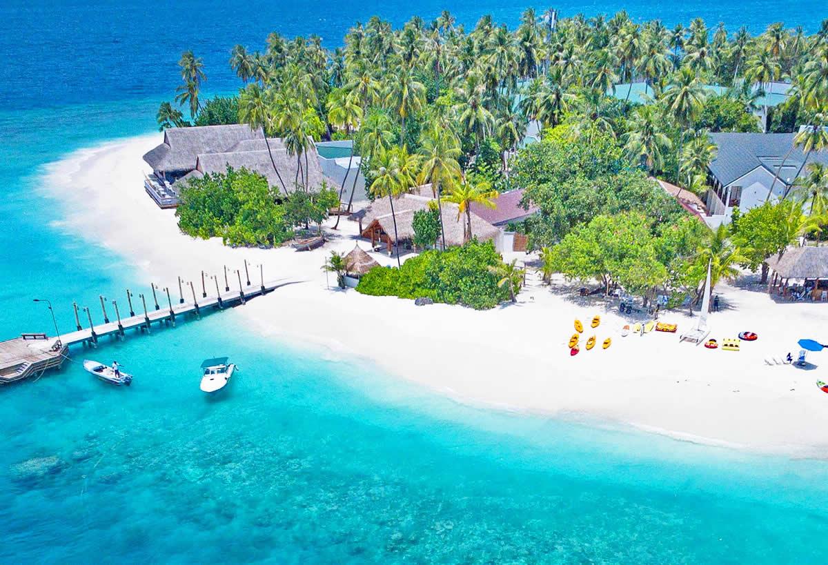 MALAHINI KUDA BANDOS Maldives