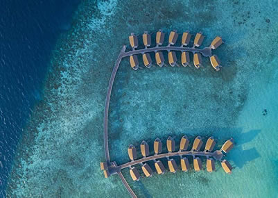 Centara Ras Fushi ( All Inclusive ) Maldives